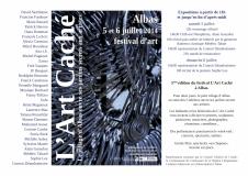 Programme-Art-Caché-Albas-2014